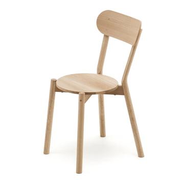 Der Karimoku New Standard - Castor Chair in natur
