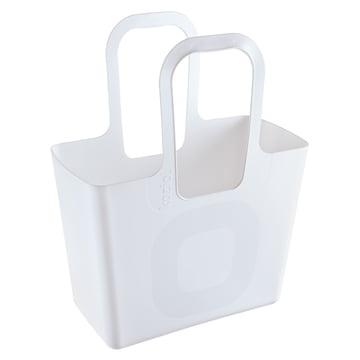 Koziol - Tasche XL, solid weiß