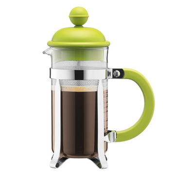 Bodum - Caffettiera Kaffeebereiter, 1 l, limette