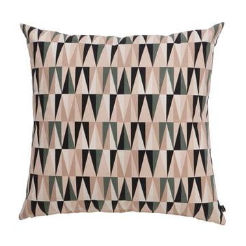 Ferm Living - Spear Floor Cushion, Kissen, rosa, 80x80