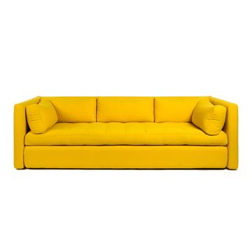Hay - Hackney Sofa, 3-Sitzer, Steelcut 445
