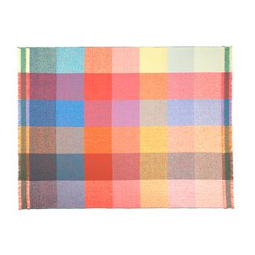 Zuzunaga - Squares Wolldecke, 140 x 180 cm
