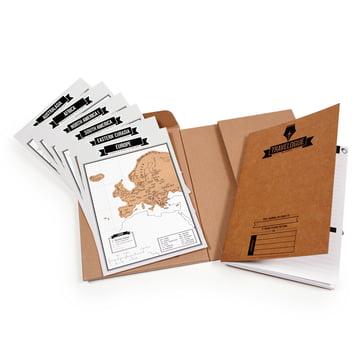 Luckies - Travelogue Reisetagebuch