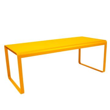 Bellevie Tisch von Fermob in Honig