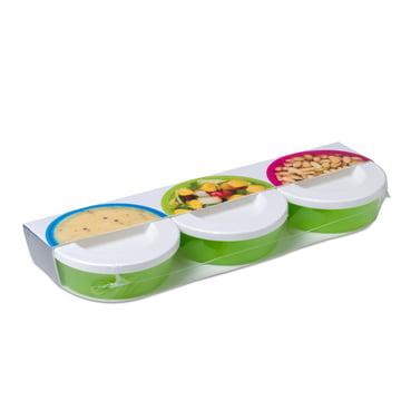 Rosti Mepal - To Go Mini Box 3 tlg., lime