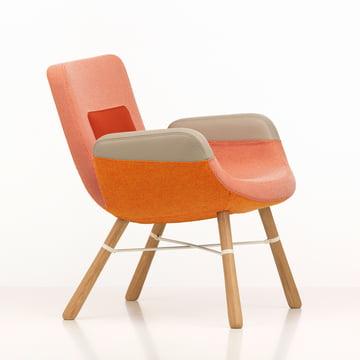 Vitra - East River Chair, orange