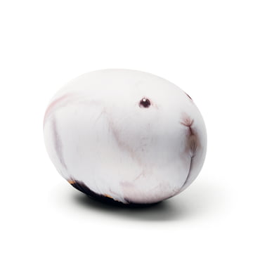 Baleri Italia - Sitzei Tattoo weißes Kaninchen