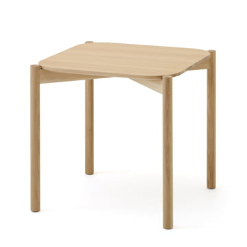 Der Karimoku New Standard - Castor Table in natur
