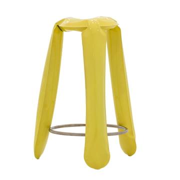 Zieta - Plopp Barhocker, gelb