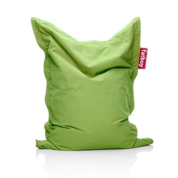 Fatboy - Junior Sitzsack Stonewashed, grün
