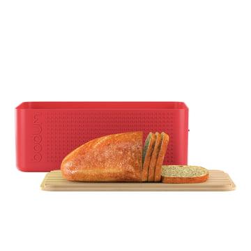 Bistro Brotkasten von Bodum in Rot