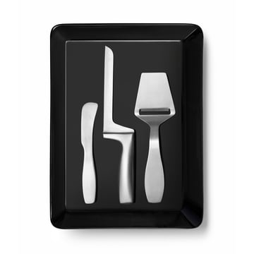 Iittala - Collective Tools, Butter- und Käsemesser / -hobel, Set