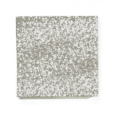 ferm Living - Splash Papierserviette in grau