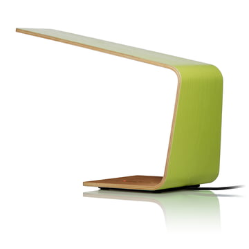 Led 1 Tischleuchte von Tunto in Grün