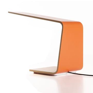 Led 1 Tischleuchte von Tunto in Orange