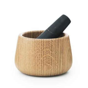 Normann Copenhagen - Craft Mörser mit Stößel, schwarz