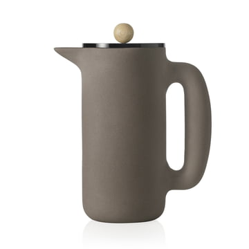 Muuto - Push Coffee Maker, steingrau