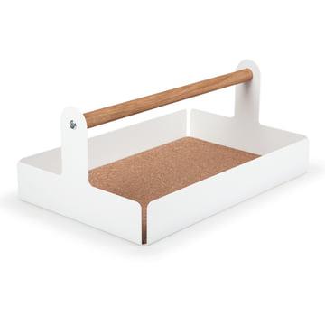 Konstantin Slawinski - Desktop-Box Schreibtischbox, weiß