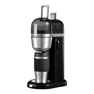 "KitchenAid - Kaffeemaschine ""To Go"", schwarz"