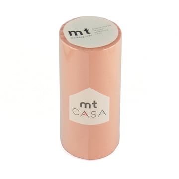 Masking Tape - Casa Tape, 100 mm, peach