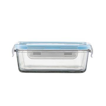 Jenaer Glas - Cucina Glas-Auflaufform mit Deckel 850 ml