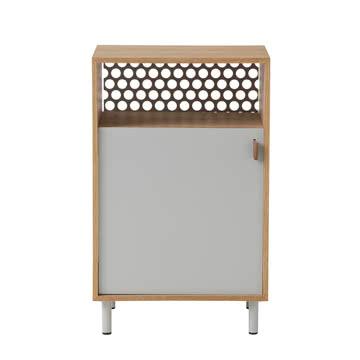 ferm living - Cabinet, grau