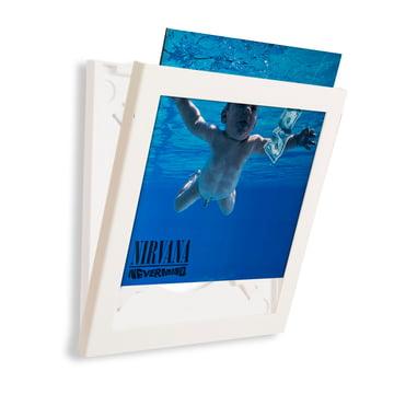 Art Vinyl - Flip Frame, weiß, offen