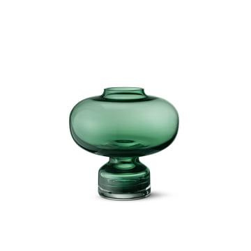 Georg Jensen - Alfredo Vase 200, grün