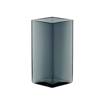 Iittala - Ruutu Vase 115 x 180 mm, grau
