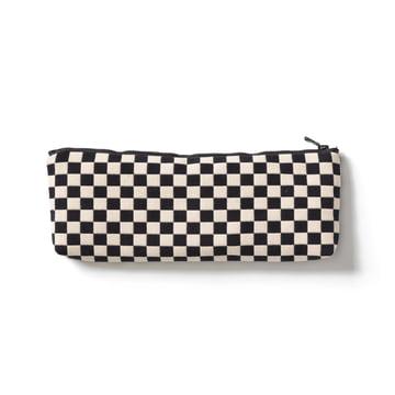 Vitra - Zip Pouch, schwarz / weiß, small