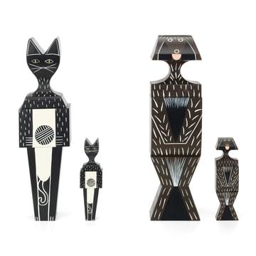 Die Wooden Dolls von Vitra aus dem Jahr 1963