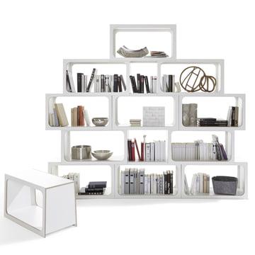 Müller Möbelwerkstätten - Boxit stapelbares Regalmodul, großß