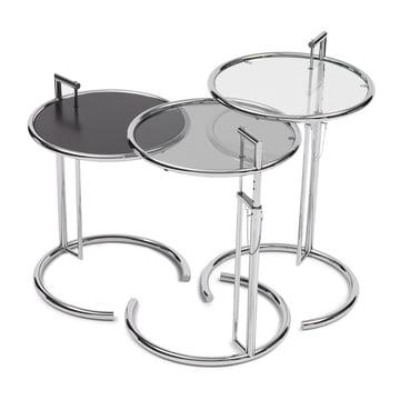 ClassiCon - Adjustable Table E 102, mit unterschiedlichen Oberflächen