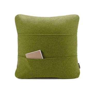 Objekten - Kangaroo Kissen, Filz grün