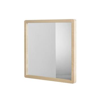Artek - Spiegel 192B, Birke natur / klar lackiert