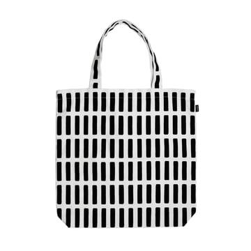 Artek - Siena Stofftasche, schwarz / weiß
