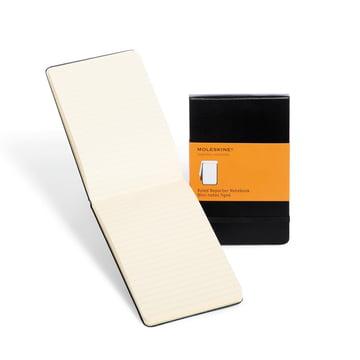 Moleskine - Linierter Notizblock Large, Hardcover