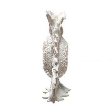 Areaware - Sunflower Vase, weiß