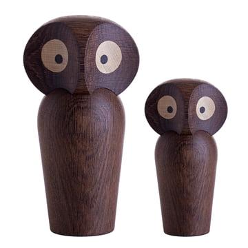 ArchitectMade - Owl Small / Large, Eiche geräuchert