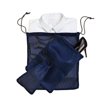 Nomess - Mesh Bag (3er-Set) mit Inhalt