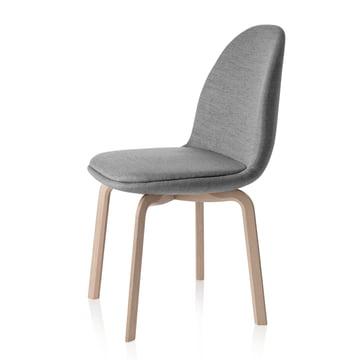 sammen stuhl von fritz hansen im shop. Black Bedroom Furniture Sets. Home Design Ideas