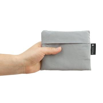 Notabag - Tasche und Rucksack, zusammengepackt