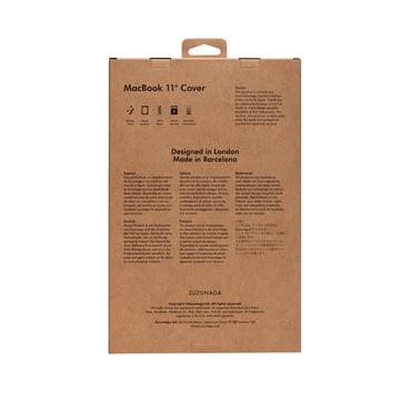 Zuzunaga - MacBook Case 11'', Verpackung
