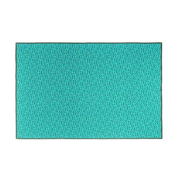 Zuzunaga - Labyrinth Calm Turquoise 140 x 180 cm