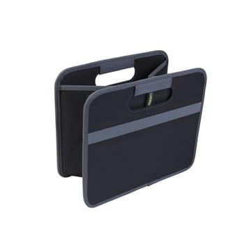 meori - Klassiker Faltbox 15 Liter, Lava Schwarz Uni