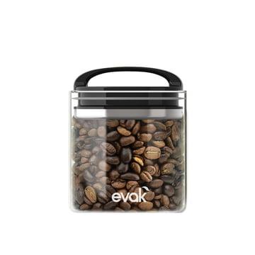Prepara - Evak Vorratsbehälter 10 cm klein, schwarz