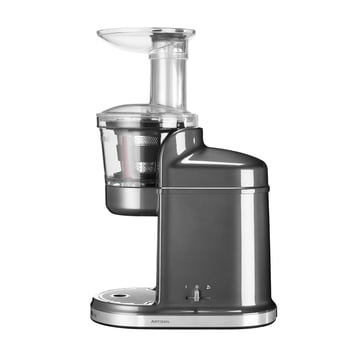 KitchenAid - Slow Juicer in medaillon silber ohne Becher
