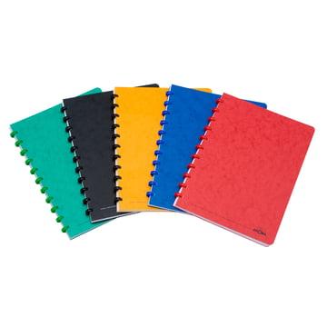 Atoma - Basic Notizbücher A4, verschiedene Farben