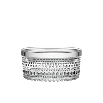 Kastehelmi Vorratsdose 116 x 57 mm von Iittala aus klarem Glas