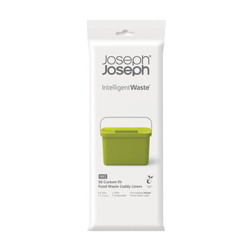Kompostbeutel für das Totem Abfallsystem von Joseph Joseph (50 Stück)